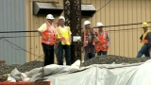 News video: Safety officials launch probe into Connecticut train crash