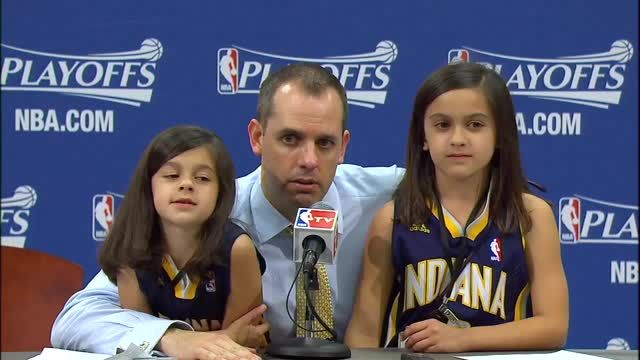 News video: Pacers eliminate Knicks in 6