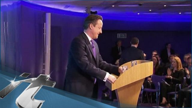 News video: Britain's Cameron 'losing Control' as Rift With Party Core Widens